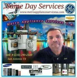 Metro Appliance Services S.A. Logo