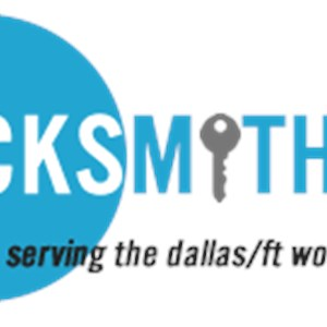 Locksmith Fort Worth Logo