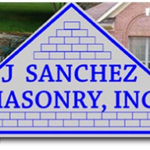 J Sanchez Masonry Logo
