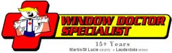 Window Doctor Specialists Logo