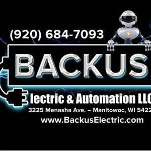 Backus Electric Inc Cover Photo