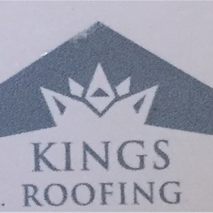Kings Roofing Inc. Logo