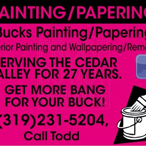 Bucks Painting and Wallpapering Cover Photo