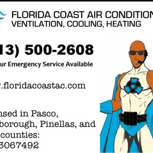Florida Coast Air Conditioning Cover Photo