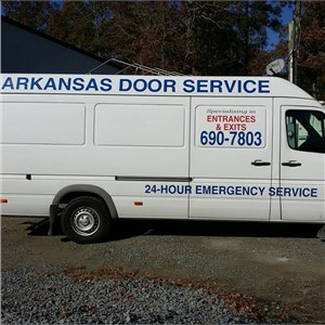Arkansas Door Repair Logo