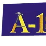 A-1 Interiors and Exteriors Home Improvements Logo