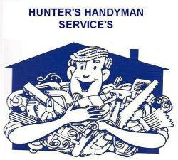 Hunters Handyman Service Logo