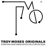 Troy-moses Panton - Architect Logo