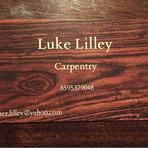 Luke Lilley Cover Photo