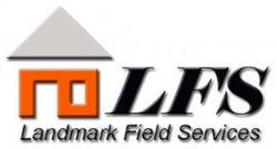 Landmark Field Service Logo