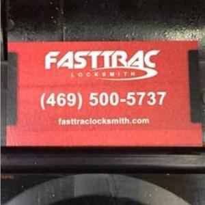 Fast Trac Locksmith Logo