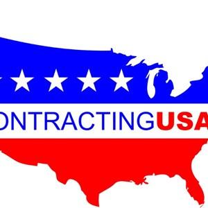 Contracting USA Logo