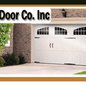 B & C Garage Door Inc. Logo