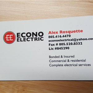 Econo Electric Logo