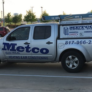 Metco Air Conditioning & Heating & Electrical Company Logo