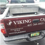 Viking Carpentry llc Logo
