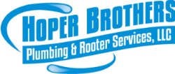 Hoper Brothers Plumbing and Rooter Services Logo