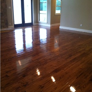 Old Texas Wood Floors Cover Photo