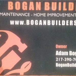Bogan Builders Logo