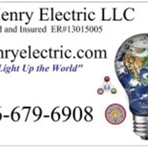 G Henry Electic LLC and AJ Generators LLC Logo