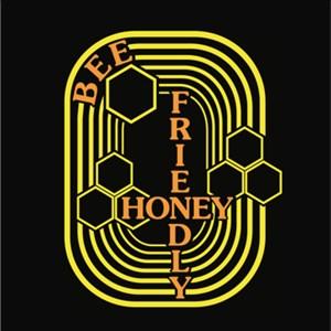 Bee Friendly Honey Logo