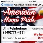 American Home Pride Cover Photo