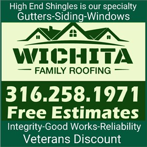 Wichita Family Roofing Cover Photo