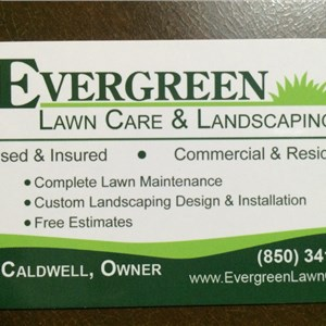 Evergreen Lawn Care & Landscaping Cover Photo