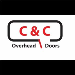 C&C Overhead Doors Logo