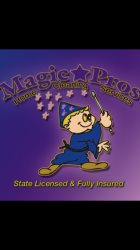 Magic PRO Cleaning Solutions Logo
