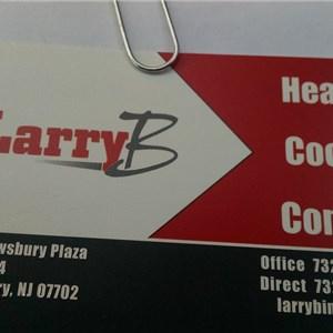 Larry B Logo