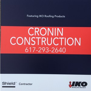 Cronin Construction Logo