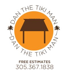 Dan The Tiki Man Logo