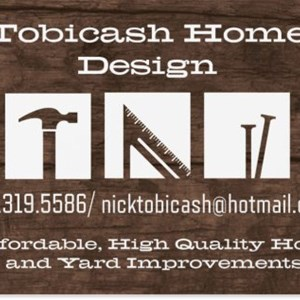 Tobicash Home Design, LLC Logo