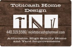 Tobicash Home Design, LLC Logo