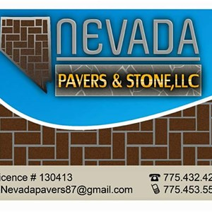Nevada Pavers & Stones Logo