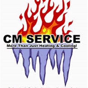 CM Service Logo