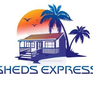 Sheds Express Logo