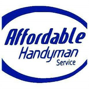 Affordable Handyman Service Logo