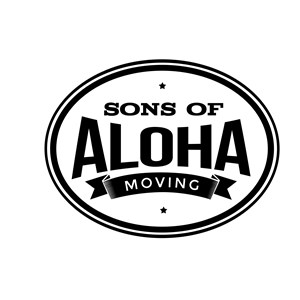 Sons of Aloha Moving Logo