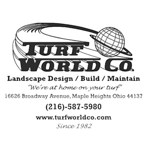 Turf World Company Logo