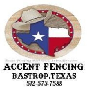 ACCENT FENCING Logo