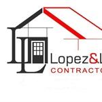 Lopez & Lopez Contractors inc Logo