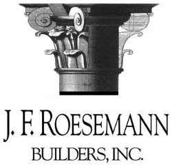 J F Roesemann Builders Incorporated Logo