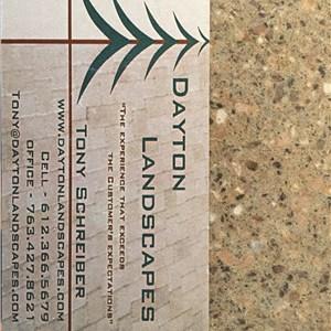 Dayton Landscapes Inc. Logo