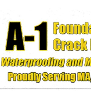 A 1 Foundation Crack Repair Incorporated Logo