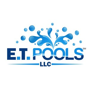 E.T. Pools LLC Logo