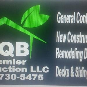 Aqb Premier Construction LLC Logo