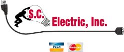 S C Electric Inc Logo