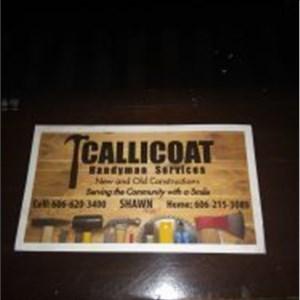 Callicoat Handyman Services Logo